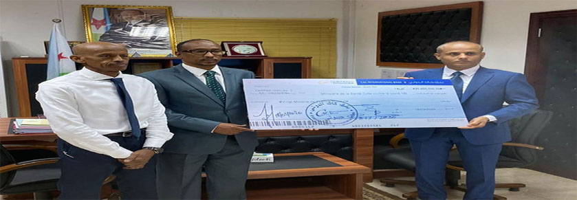 CAC International Bank donated  to help  in preventive measures against the new Coronavirus (COVID-19)